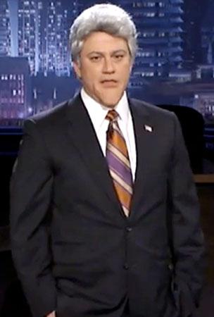 Jimmy Kimmel Didn't Look Like Himself Last Night (VIDEO)