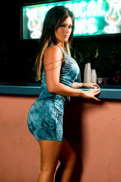 Jersey Shore's JWoWW Teaches Us To Look Ridiculous