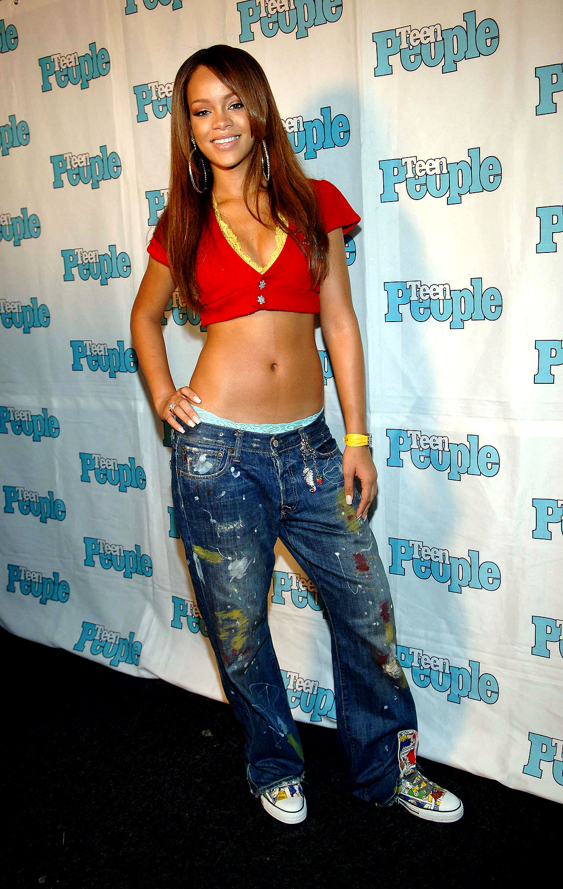 Fashion Evolution: Rihanna, From Pop Tart to Divanatrix (PHOTOS)