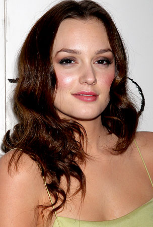 Leighton Meester May Have a Bit of an Attitude Problem