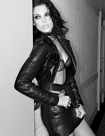 Ashley Greene Classes Up the Joint for Interview Magazine