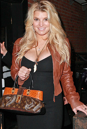 BUZZINGS: Jessica Simpson Goes Balls-Out in Twitter Testicle Protest