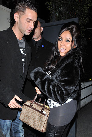 Exclusive Fake Open Letter From Snooki to The Situation, Re: Her 'Rolls of Fat'