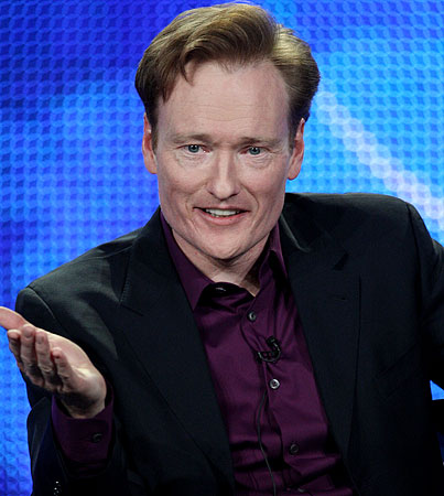 NBC Pays Conan O'Brien $45 Million to Go Away