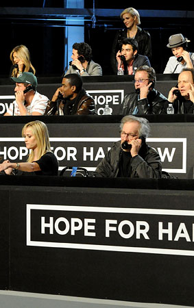 Celebs Rally Together For Haiti Telethon (PHOTOS)