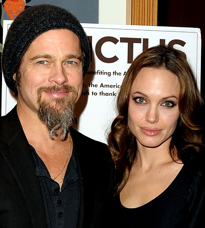 BUZZINGS: Brad and Angelina Are Still Together. Put. The. Razor Blades. Away.