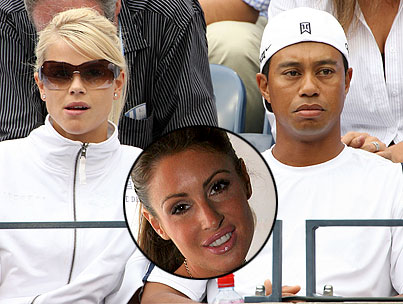 Tiger Woods' Wife Obviously Isn't Very Trustworthy