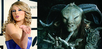 Today On The Internet: Six Magical Creatures That Look Like Taylor Swift