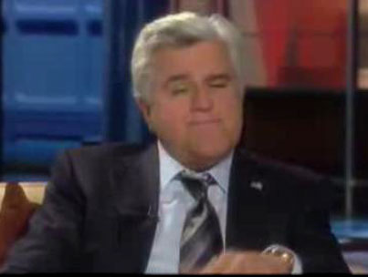 Oprah Winfrey Gets Jay Leno to Admit That He's a Pathetic Excuse for a Man (VIDEO)