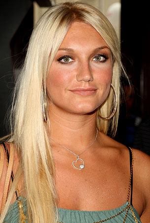 BUZZINGS: Brooke Hogan Is Single. Line Forms to the Right, Gents….