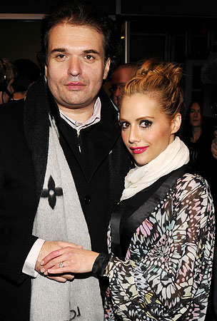 Brittany Murphy's Husband Is Suing Warner Bros. Over Her Death. Because That Makes Perfect Sense.