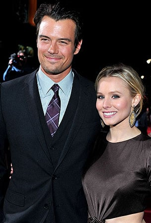 Kristen Bell Gives Fergie Some Competition at 'When in Rome' Premiere
