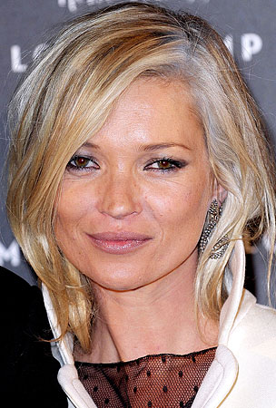 Kate Moss Goes Gray, On Purpose: What Up With That?