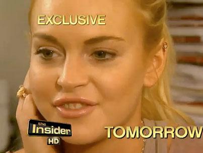 Lindsay Lohan's Horrible Secret Revealed: She's a Hoarder! (VIDEO)