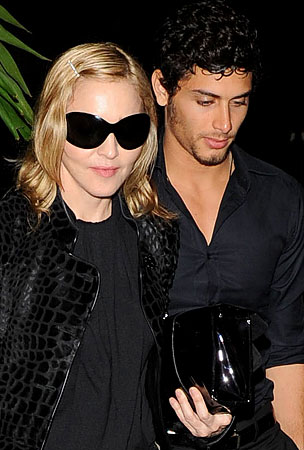Madonna Dumps Boy Toy Jesus Luz, On the Prowl for Even Younger Man