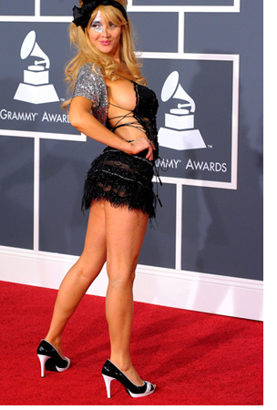 Worst Dressed: 2010 Grammy Awards Fashion FAILs (PHOTOS)