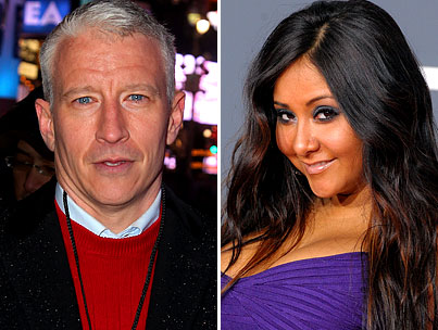 BUZZINGS: Anderson Cooper Doesn't Like 'Jersey Shore.' This Is Getting Serious, People.