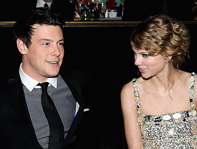 Cory Monteith and Taylor Swift Are Totally Just Friends, C'Mon You Guys!