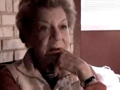 Jersey Shore Grandma Watches Jersey Shore (VIDEO)