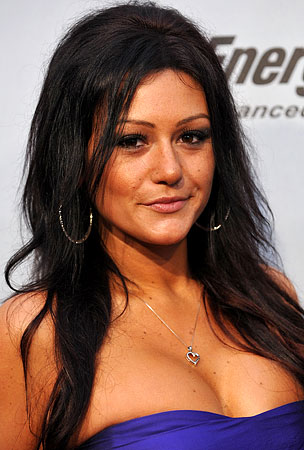 BUZZINGS: Jersey Shore's JWoww Wants to Make it Really Big. Her Chest, That Is.
