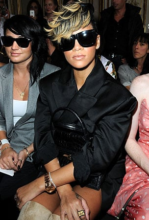 Rihanna Is NY Fashion Week's Highest Paid Seat Filler
