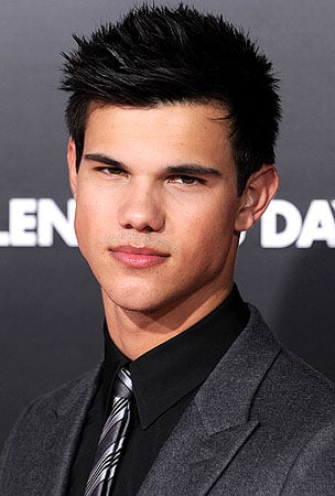 BUZZINGS: Taylor Lautner Turns 18 Today. You May Now Commence With Your Guilt-Free Longing.