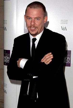 Designer Alexander McQueen Found Dead; Suicide Suspected