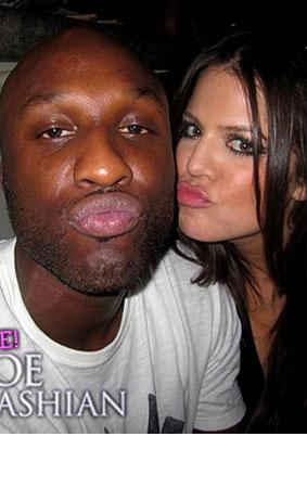 Khloe: Top 10 Reasons Why I Love Lamar! (PHOTOS)