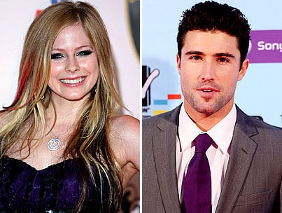 Avril Lavigne and Brody Jenner Are a Couple, in Today's Totally Believable Gossip Item