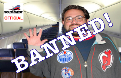 "Southwest Airlines ""No Fly Fatty"" List Revealed in This Week's Cheap Shot"