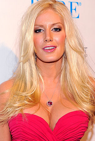 Heidi Montag Wants to Massage Your Ears With Two New Songs (VIDEO)