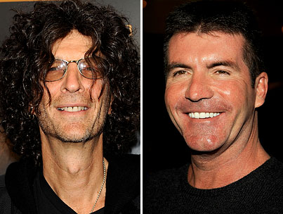 BUZZINGS: Simon Cowell Thinks Howard Stern Is the William Hung of 'American Idol' Judge Candidates