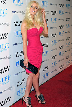 Heidi Montag Thinks Her New Face Will Improve Her Designing Skills
