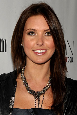 Audrina Patridge's Stalker Arrested for Paying Her a House Call