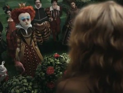 First 'Alice in Wonderland' Clip Hits the Internet; Let the Freakout Begin! (VIDEO)