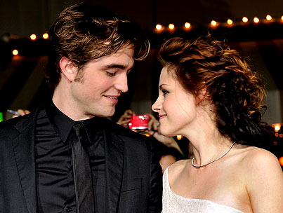 Robert Pattinson Finally Confirms Robsten! Maybe!