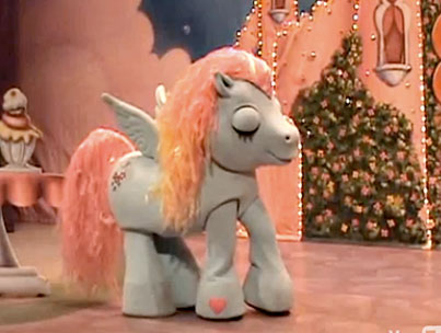 Today on the Internet: My Little Pony Does Showtunes
