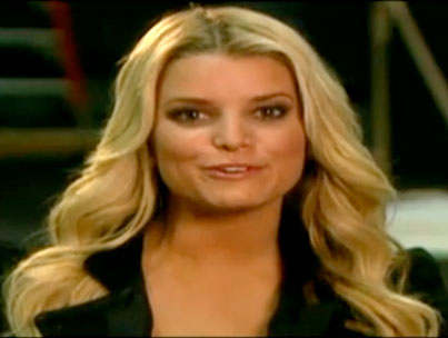 Jessica Simpson Finds Beauty Beneath the Surface, In A Reality Show (VIDEO)