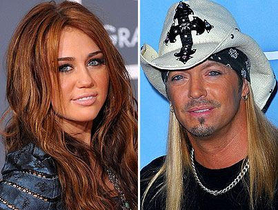 Miley Cyrus and Bret Michaels' Duet 'Nothing to Lose' Is Catchy, and Maybe a Little Creepy