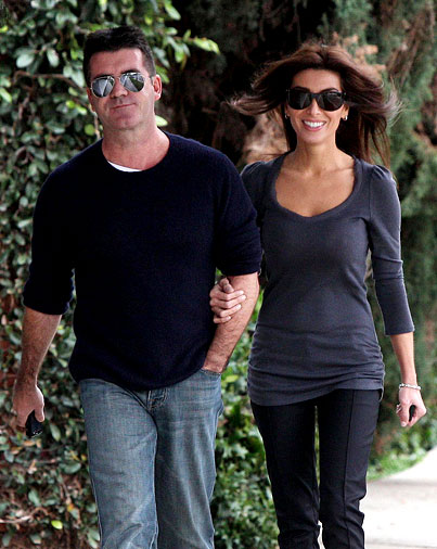 Simon Cowell Is Engaged! No, Seriously.