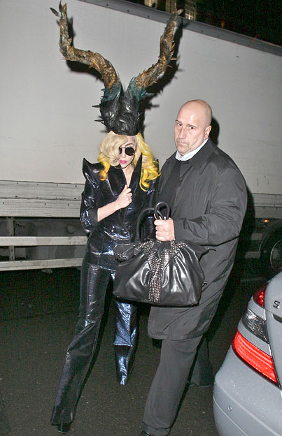 Behold, The Mythical GaGa-Deer!