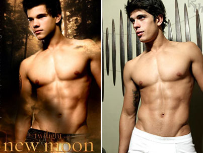 Scandal! Were Taylor Lautner's Abs Photoshopped!?! (PHOTOS)