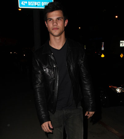 Taylor Lautner: Max Steel Out, Stretch Armstrong In!