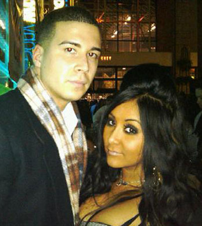 Even A Collapsed Roof Won't Stop Snooki From Partying!