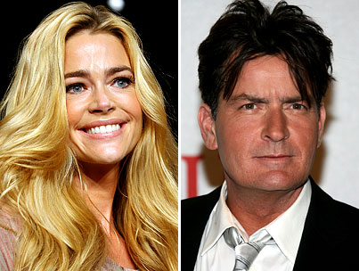 BUZZINGS: Denise Richard Will Probably Testify Against Charlie Sheen. If She HAS To.