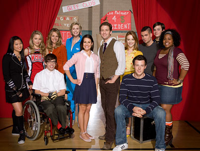 The Glee Cast Is Taking Their Show On The Road!