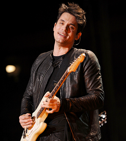 John Mayer Continues to Enchant the World With That Pretty Mouth of His