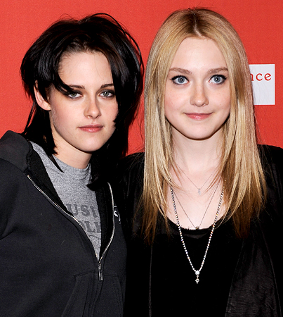 Relax, Everybody; K-Stew and Dakota Fanning Are Totally Gonna Sing on 'The Runaways' Soundtrack