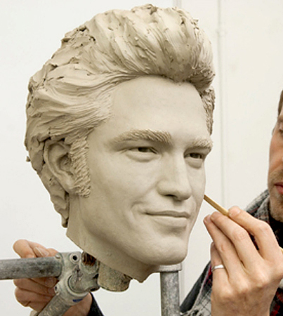Robert Pattinson Will Soon Be Available for Stalking in Wax Form