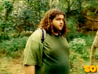 Hurley From 'Lost' is Partying In The USA (VIDEO)